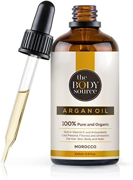 TINH DẦU DƯỠNG THE BODY SOURCE ARGAN OIL